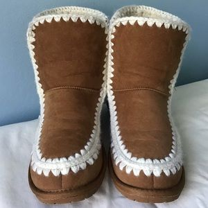 Boots Sugar size 6.5